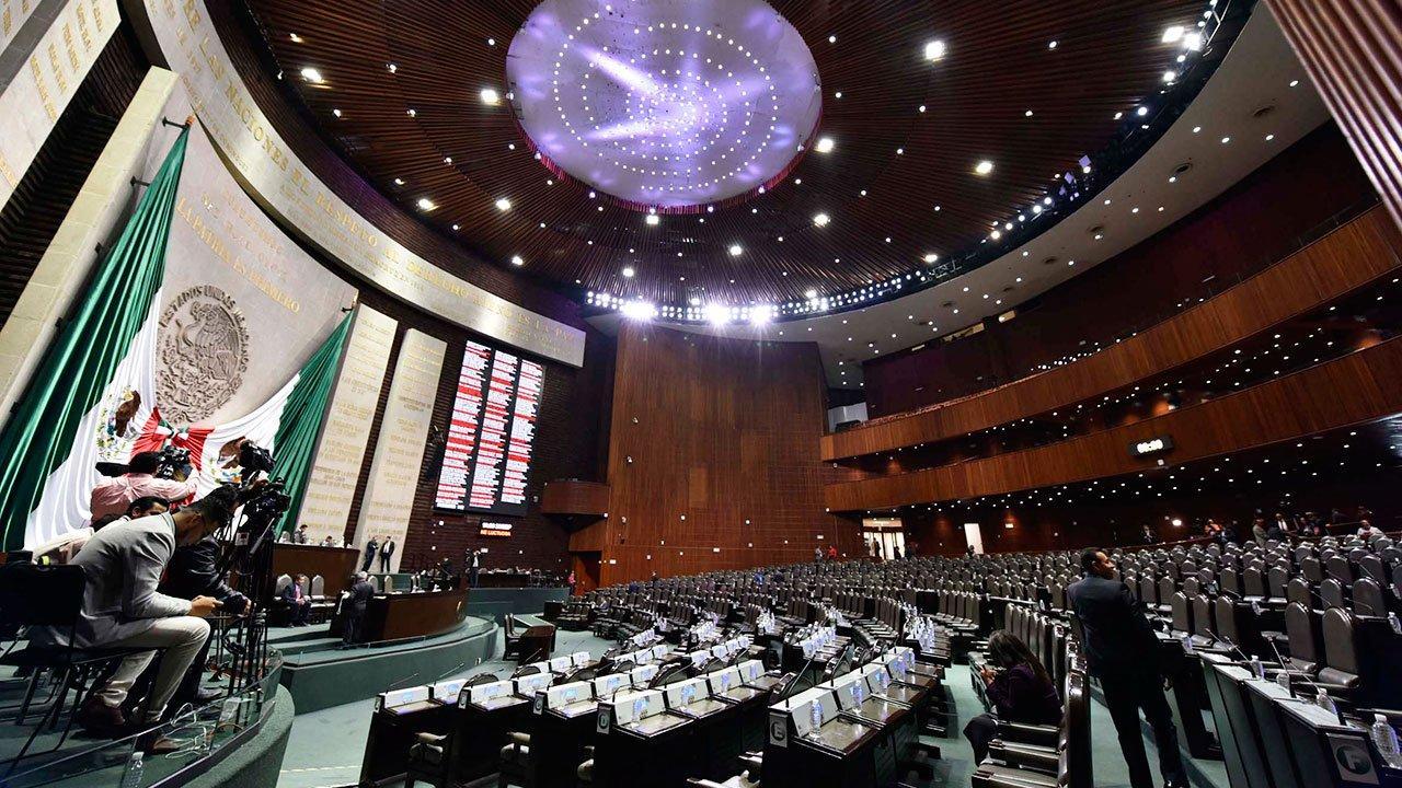 Foto: Canal del Congreso