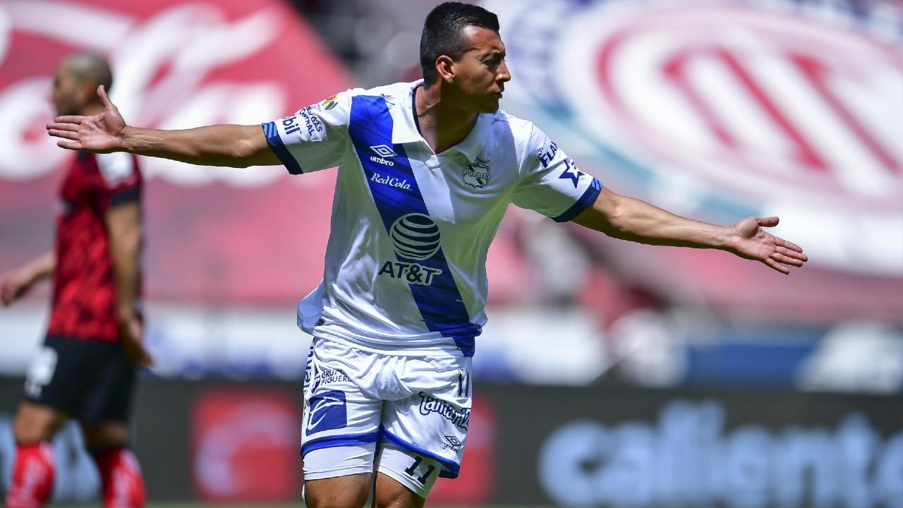 Foto: Club Puebla / Mexsport