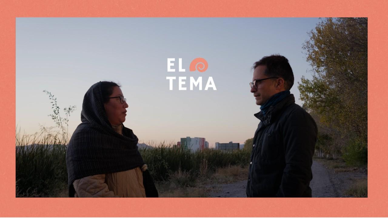 """""""El tema"""" serie web de seis cortometrajes que hablan de la crisis climática en México"""