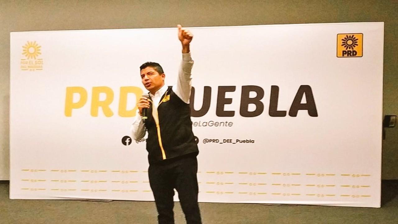 Eduardo Rivera: volverá la grandeza de Puebla capital