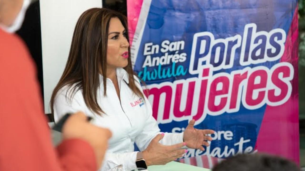 """Urge Blanca Jiménez al PAN Puebla """"valorar"""" designación de Edmundo Tlatehui"""