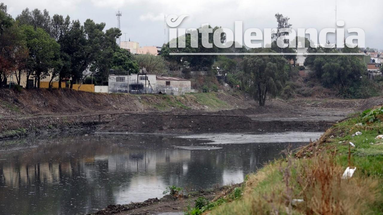 Inicia OOSL Puebla trabajos en ríos y barrancas ante temporada de lluvias