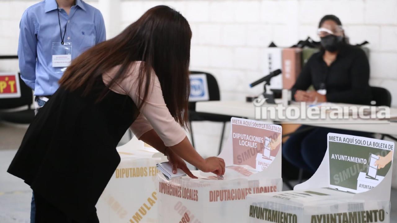Exhorta Barbosa a organismos electorales certeza jurídica en candidaturas