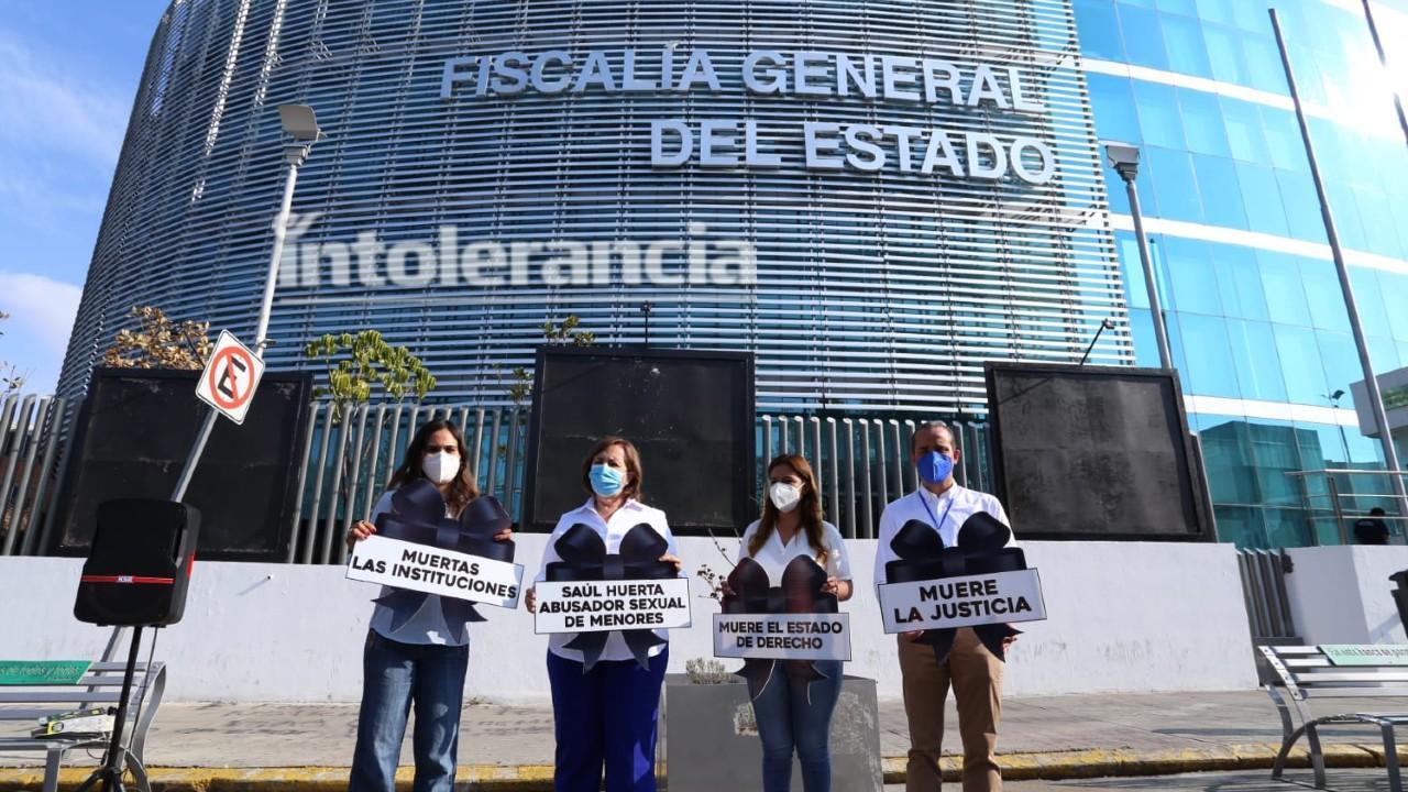 Foto: Cristopher Damán / Intolerancia