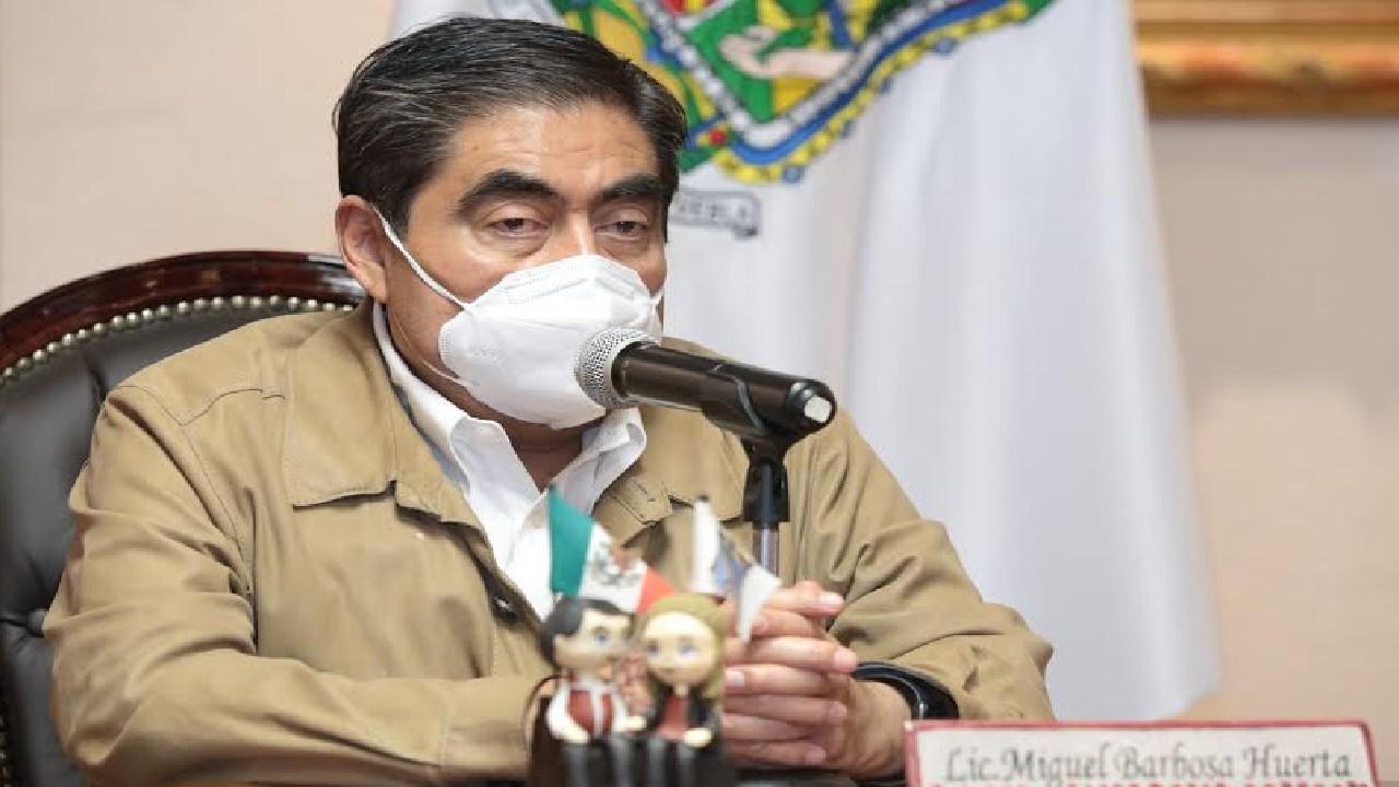 Respalda Barbosa labor de organismos electorales en Puebla