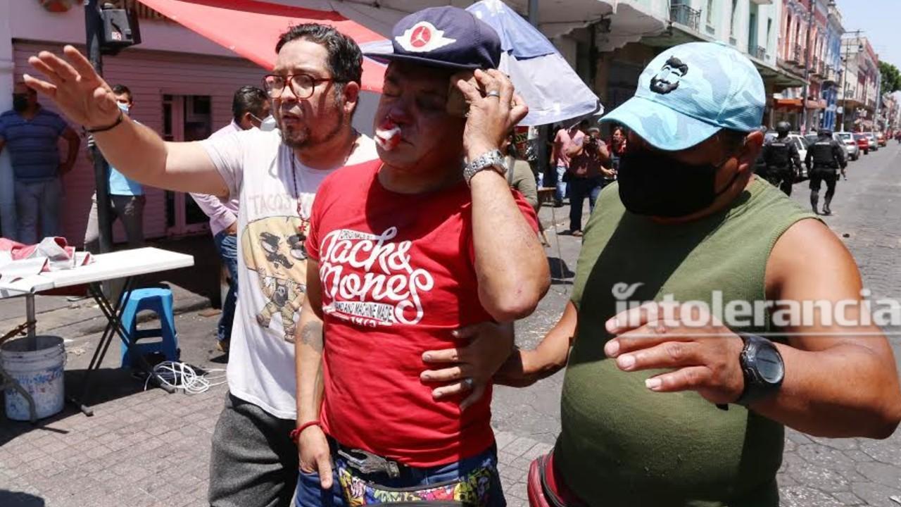 Gobierno detendrá delincuentes ligados al ambulantaje, advierte Barbosa