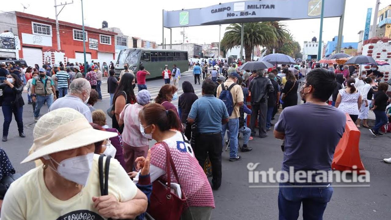 """Barbosa: """"error"""" en vacunación Covid para Puebla capital, se corrigió"""