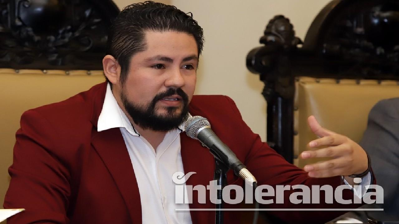 Impugnará Iván Camacho candidatura de Nora Merino por Morena Puebla