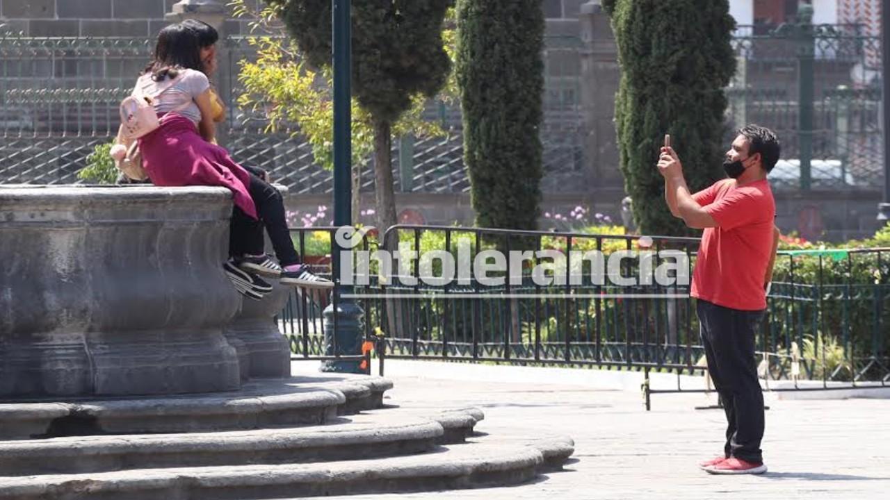 Barbosa: cierre de calles en Puebla capital, decisión del ayuntamiento