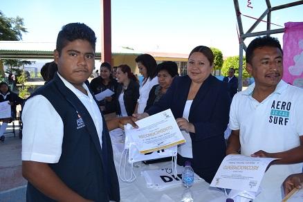 Clausuran talleres impartidos por el DIF de Izúcar de Matamoros