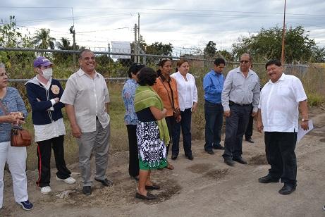 Entregan en Izúcar de Matamoros obras en beneficio de la población