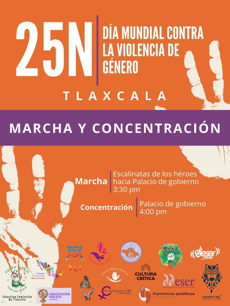 Foto: Colectivo Feminista Tlaxcala