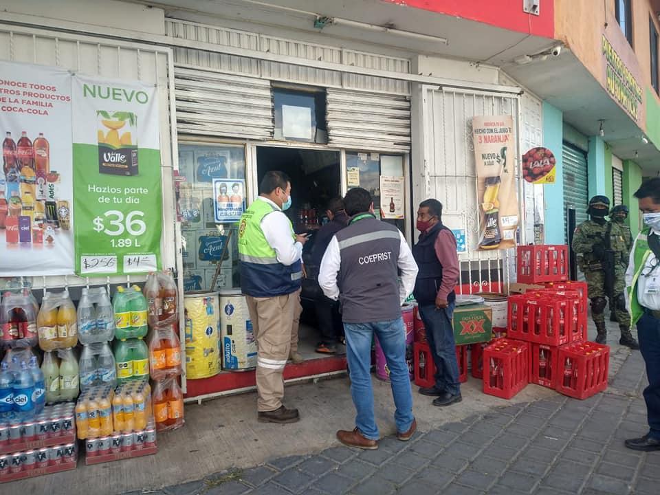 Foto: Protección Civil de Tlaxcala