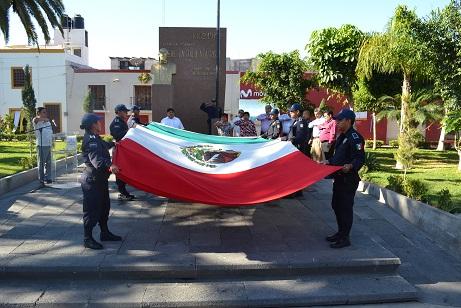 Manuel Madero conmemora 103 años de la defensa de Izúcar