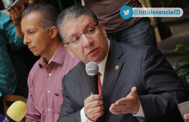 Doger Guerrero y Vega Rayet, tras la gubernatura por el PRI