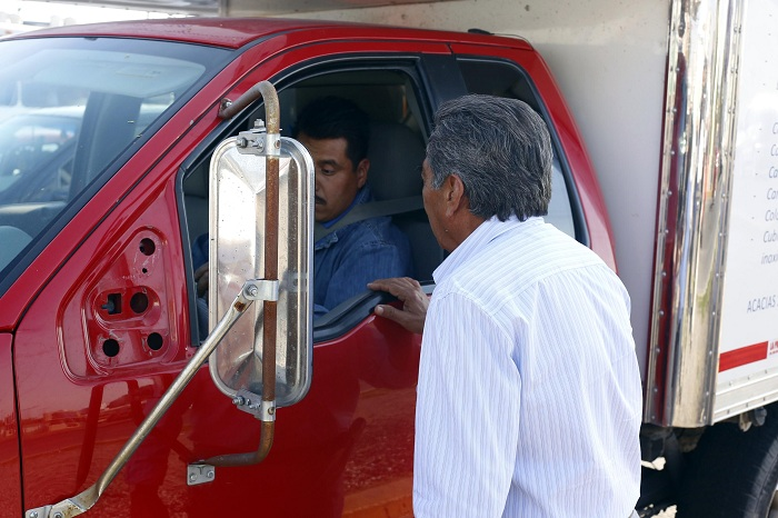 Confía Quiroz en atraer el voto lopezobradorista del 2012