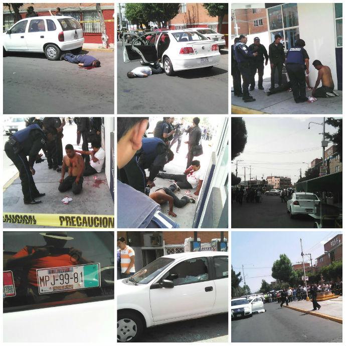 Dos ejecutados en Agua Santa, Puebla se tiñe de sangre
