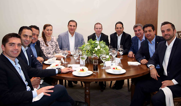 Elecciones 2016, escaparate de Moreno Valle para tejer relaciones políticas rumbo al 2018
