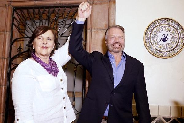 """Moreno Valle, """"el perdedor"""" con la candidatura de Aranda: Castañeda"""