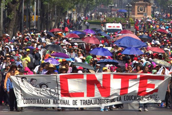 CNTE rompería diálogo con SEP