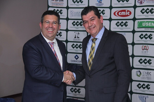 El nuevo presidente del CCE dará continuidad al proyecto de su antecesor