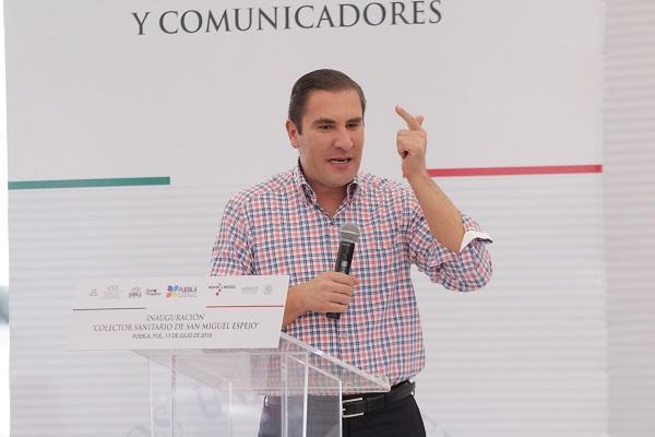 Reconoce Moreno Valle que Puebla es un estado de contraste