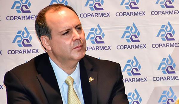 Fuerza pública, último recurso ante bloqueos: Coparmex