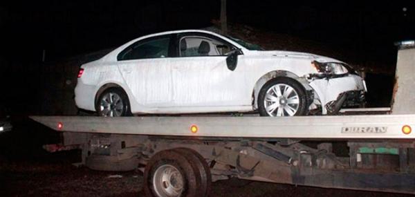 Localizan el automóvil de sacerdote desaparecido