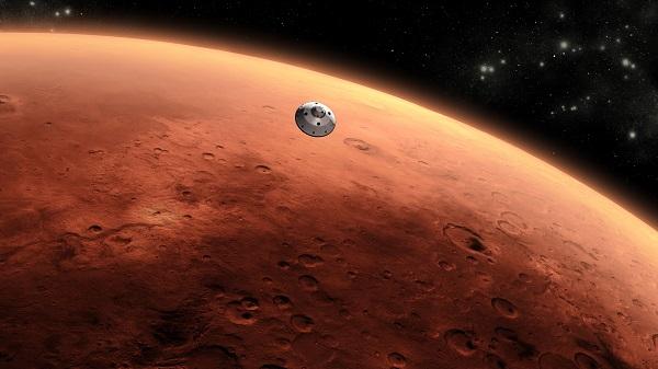 El objetivo de la carrera espacial de E.U. es Marte en 2030: Obama