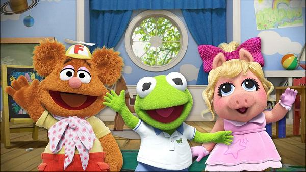 Regresan Los Muppets Babies con nuevas aventuras