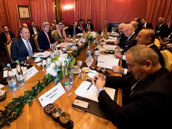 Una nueva cita por la paz en Siria termina sin avances