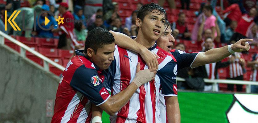 Las Chivas hacen equipo con Cinépolis Klic para transmitir sus partidos