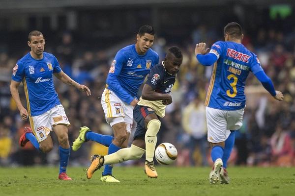 Con penal, los Tigres ponen un pie en la final del Apertura 2017
