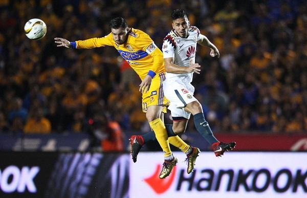 Los Tigres llegan a su tercera final consecutiva goleando al América