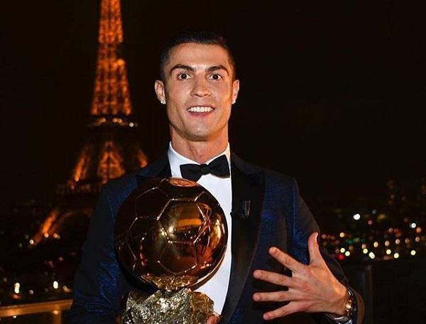 """""""Soy el mejor jugador de la historia"""": Cristiano Ronaldo"""