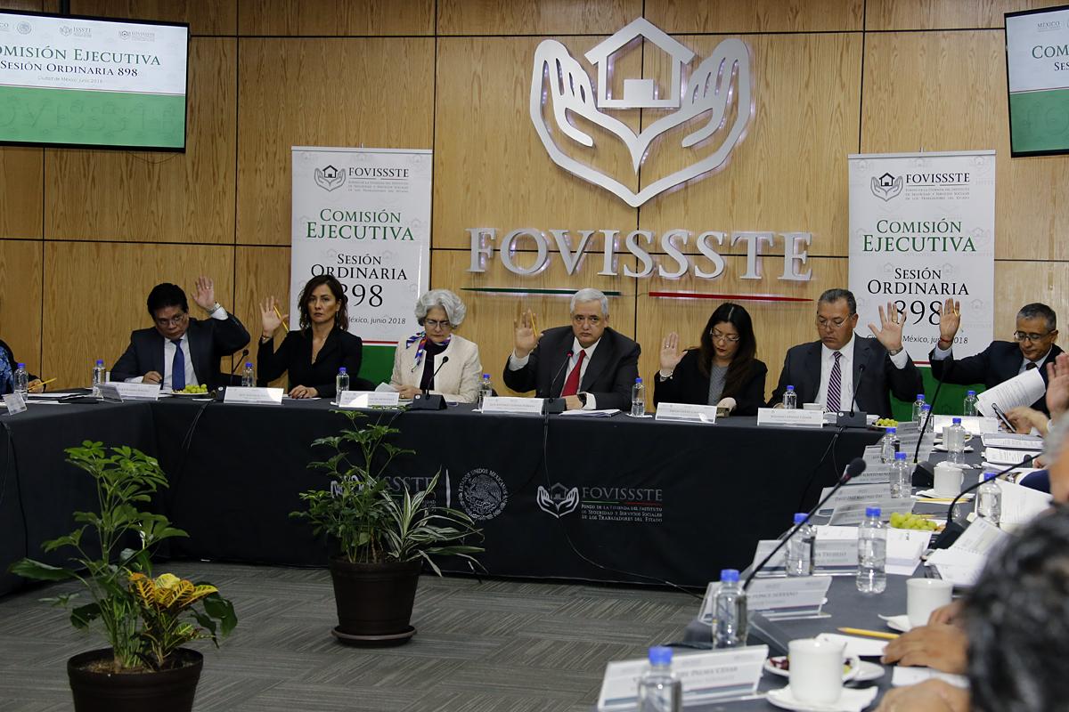 Solidez patrimonial del Fovissste le permite absorber pérdidas inesperadas sin prejuicio de derechohabientes