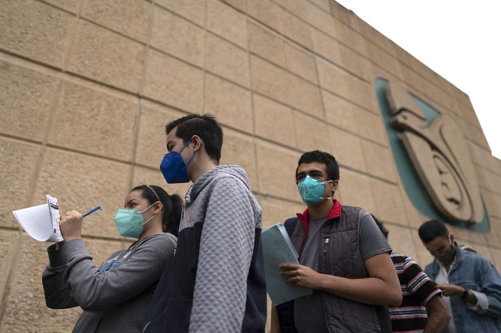 México supera los 2.8 millones de contagios Covid