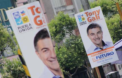 Elección cerrada calienta el ambiente político y polariza