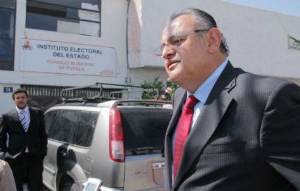 Vetan al Profe Ceballos  como dirigente del PT