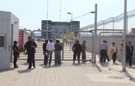PGR asegura complejo de seguridad pública de San Andrés