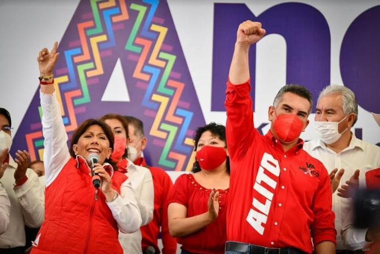 Anabell Ávalos, será gobernadora de Tlaxcala: Alejandro Moreno