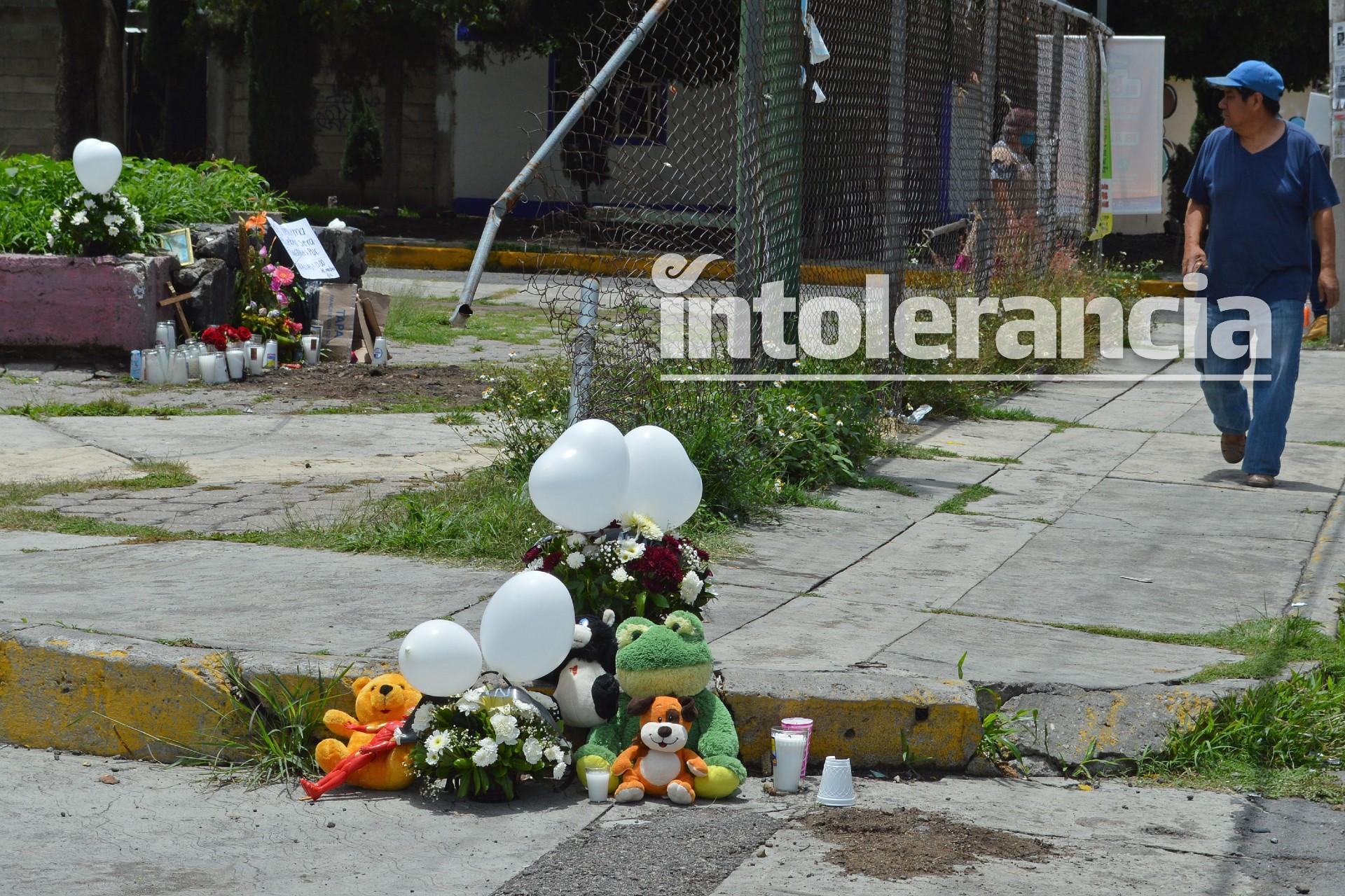 Atlixco: ebrio atropella y mata a dos menores de edad