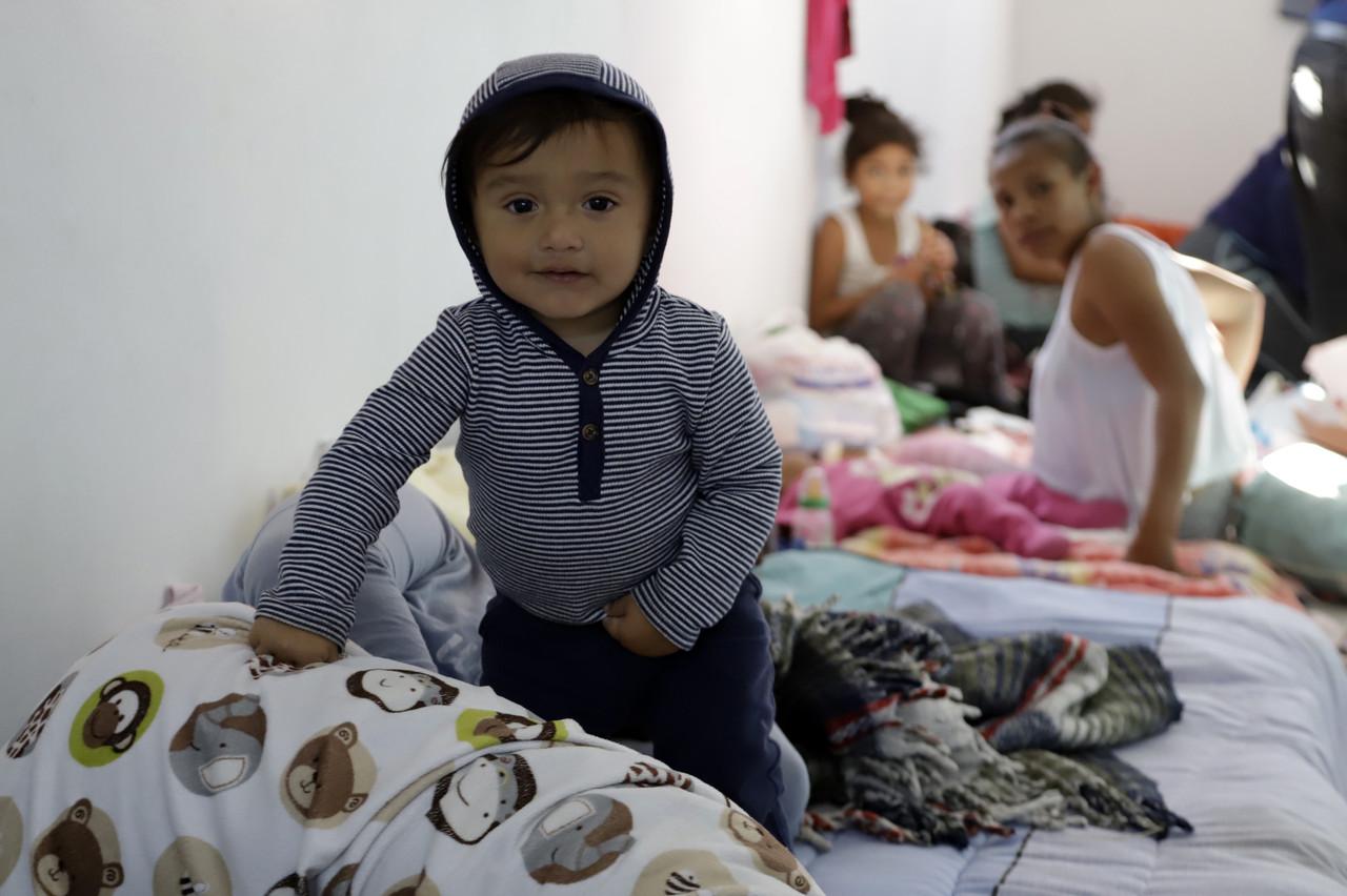 Iglesia solicita ayuda con víveres para más de 900 migrantes
