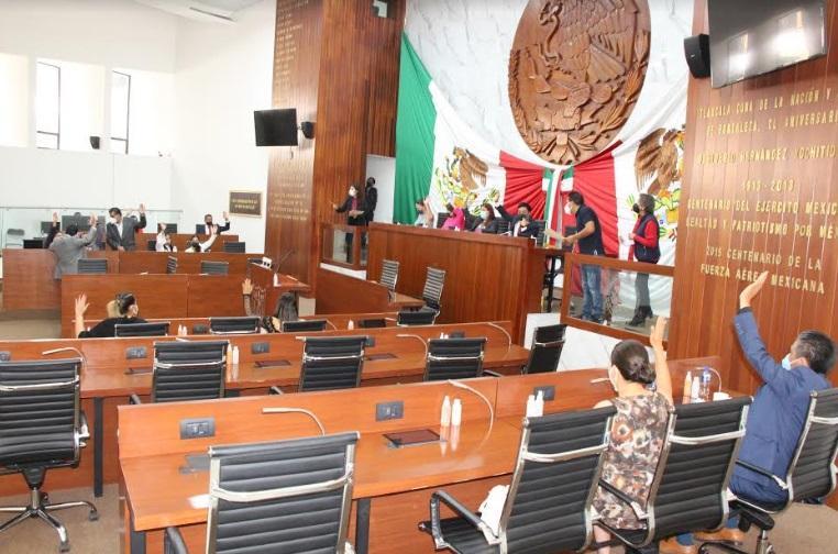 Congreso de Tlaxcala tipifica delitos sexuales en Código Penal