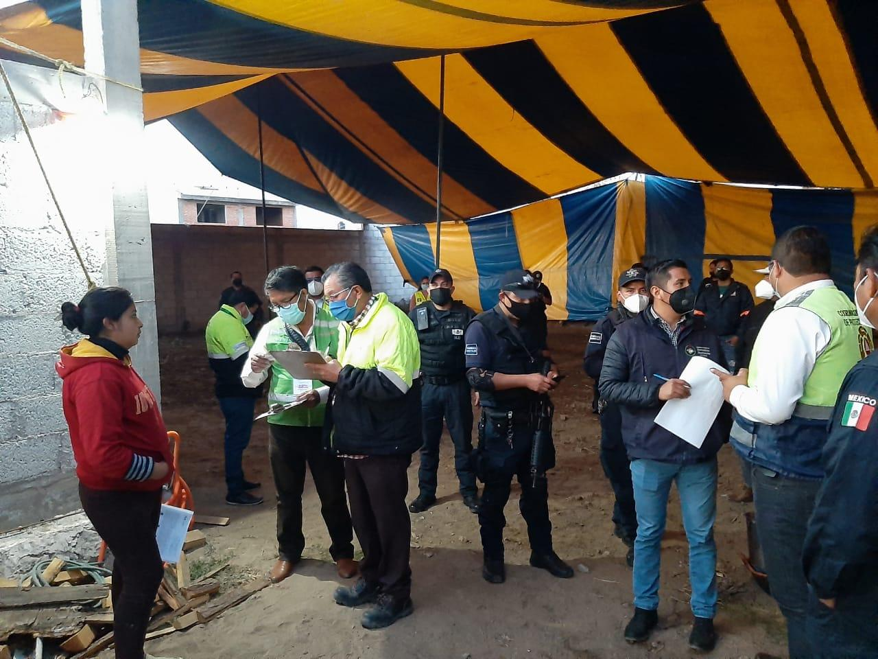 Foto: Protección Civil Tlaxcala