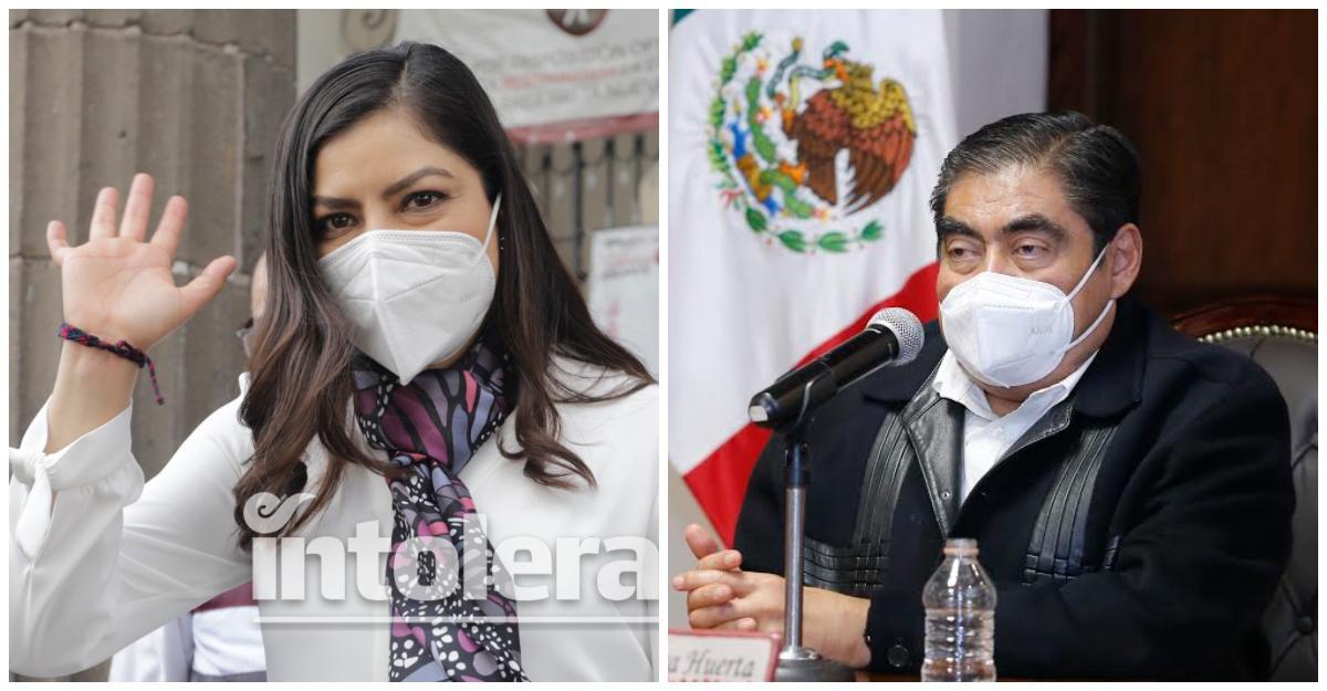 Barbosa: Claudia Rivera, con derecho a buscar reelección en alcaldía