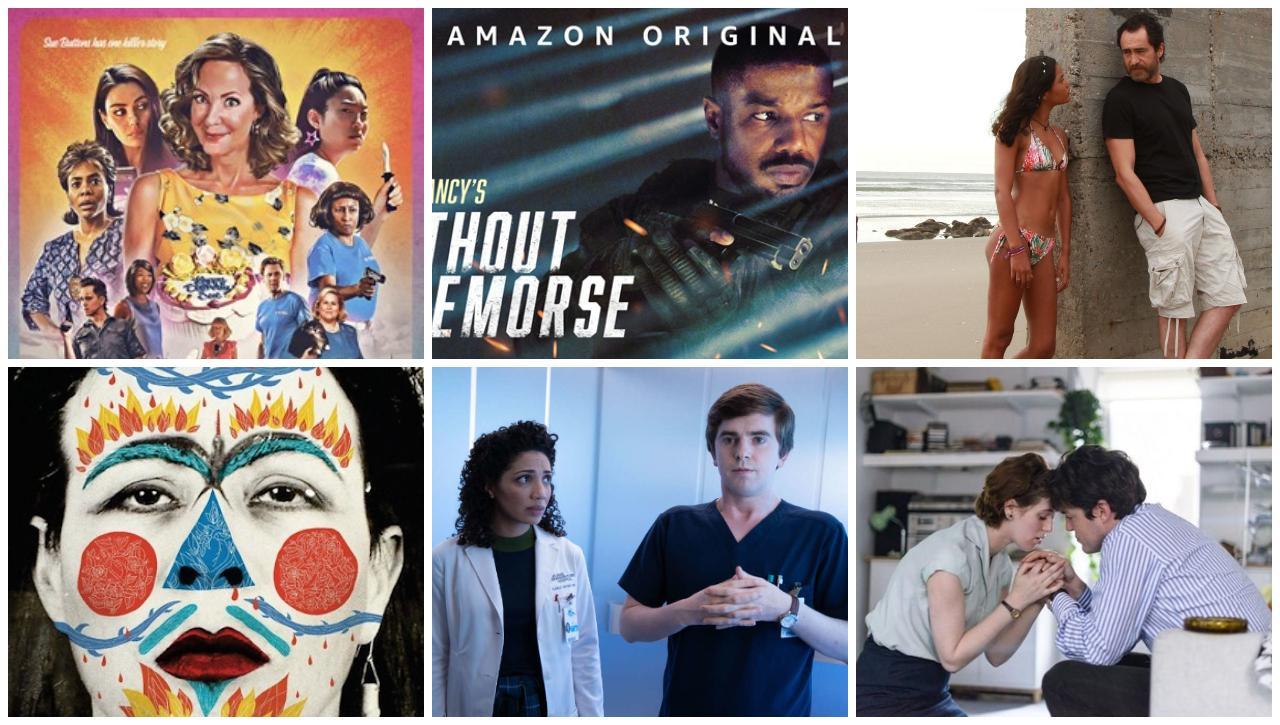Abril llega con buena programación de Amazon Prime Video