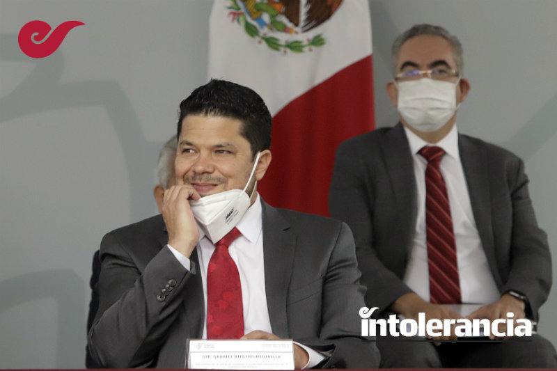 Biestro: voy por la alcaldía de Puebla y ganaré elección interna