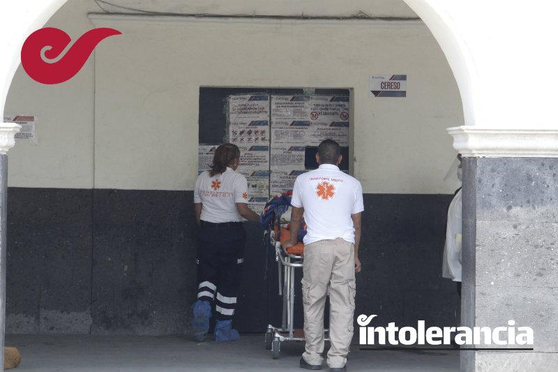 Foto: Agencia Enfoque / Fachada del Cereso