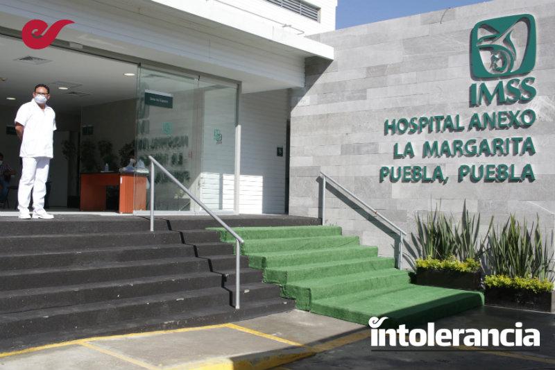 Con retraso, inauguran anexo del Hospital La Margarita del IMSS